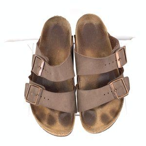Birkenstock Women's Leather Sandals Size 9